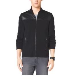 Michael Kors Men - Zip-Front Jacket