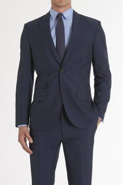 Jack Threads - Goodale Dull Teal Two Button Blazer