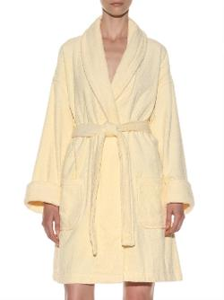 Aegean  - Solid Terry Loop Bathrobe