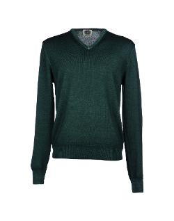 AM  - V-Neck Pullover Sweater