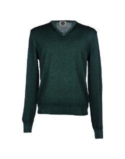 AM  - V-Neck Pullover Sweater