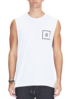 Zanerobe -  Box Pocket Muscle Shirt