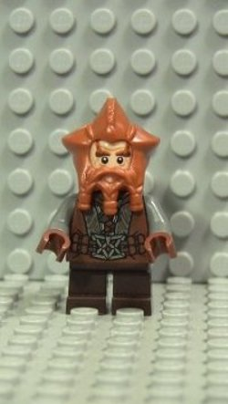 Lego - Nori The Dwarf