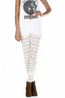 Nightcap Clothing - Dixie Lace Pants