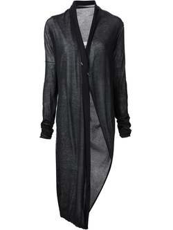 Isabel Benenato   - Fine Knit Long Coat