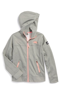 The North Face - Water Resistant Full Zip Hoodie jacket