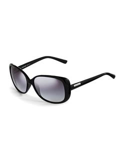 Calvin Klein - Plastic Oversized Sunglasses