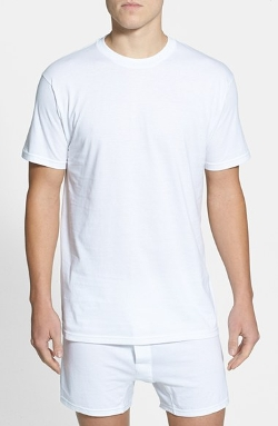 Nordstrom  - Classic Fit Supima Cotton T-Shirt