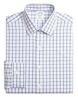 Brooks Brothers - Double Check Regent Dress Shirt