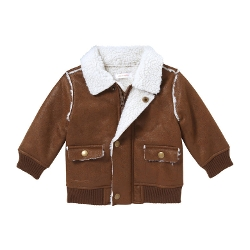 Joe Fresh - Baby Boys' Sherpa Jacket