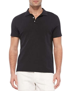 Theory - Boyd.census Short-Sleeve Polo Shirt