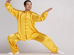 ICNbuys - Tai Chi Uniform Silk
