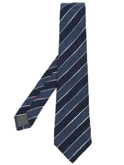 Brunello Cucinelli   - Diagonal Stripes Tie