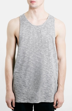 Topman - Skater Fit Tank Top