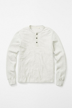 Rag & Bone - Classic Henley Shirt