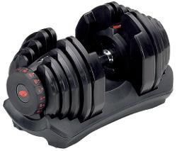 Bowflex  - SelectTech 1090 Adjustable Dumbbell