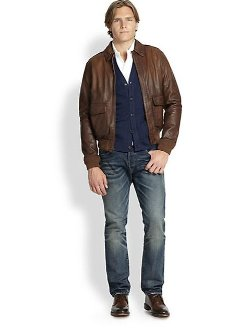 Polo Ralph Lauren  - Farrington Bomber Jacket