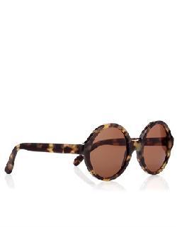Illesteva - Tortoise Sophia Sunglasses