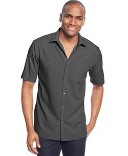 Alfani  - Brannan Textured Dobby Shirt