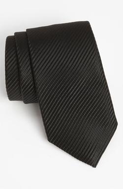 David Donahue - Woven Silk Tie