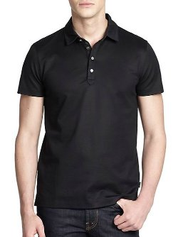 Boss  - Mercerized Pique Polo Shirt
