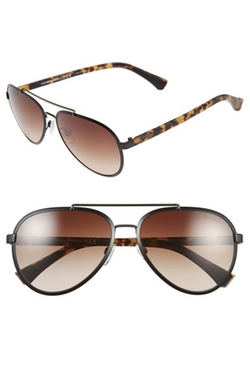 Emporio Armani - Aviator Sunglasses