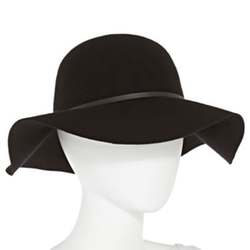 Manhattan Hat Compan - Floppy Wool Hat