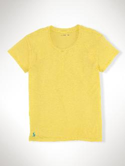 Ralph Lauren - Short-Sleeved Easy Tee