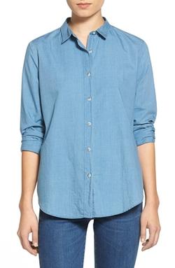 M.i.h. Jeans  - Flight Chambray Shirt