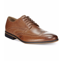 Bostonian - Gellar Wing Tip Lace Up Shoes