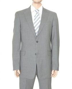 Willis & Walker  - Modern Fit Wool Suit