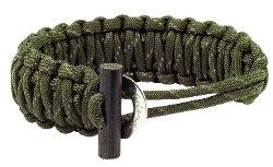 The Friendly Swede - Adjustable Premium Paracord Bracelet
