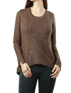 Fandsway - Knitted Sweater Top