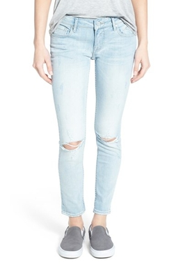 Vigoss  - Thompson Crop Skinny Jeans