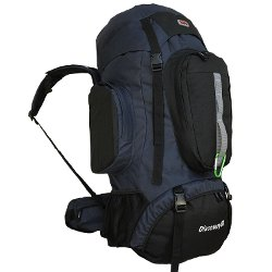 HBAG - Internal Frame Camping Hiking Backpack