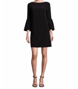 Lafayette 148 New York  - Marisa Flounce Sleeve Shift Dress