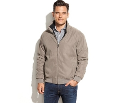 Weatherproof  - Fleece-Lined Microfiber Jacket