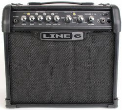 Line  - 6 Spider IV Modeling Guitar Amplifier