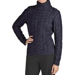 J.G. Glover  - Turtleneck Sweater - Peruvian Merino Wool