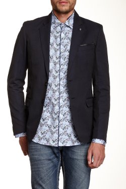 Stone Rose  - Two Button Notch Lapel Sportcoat