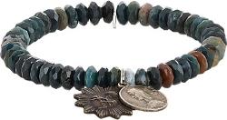 Miracle Icons - Mixed Jasper Charm Bracelet