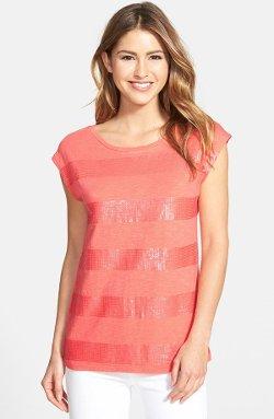 Caslon - Stripe Tee Shirt