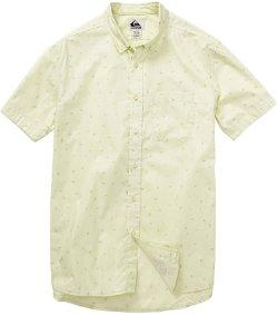Quiksilver  - Dead Chest Shirt - Short-Sleeve