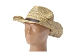 San Diego Hat Company - Rush Straw Wide Brim Fedora
