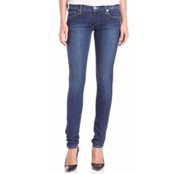 True Religion - Stella Low-Rise Skinny Jeans