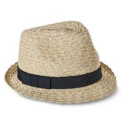Merona - Contrast Bow Fedora Hat