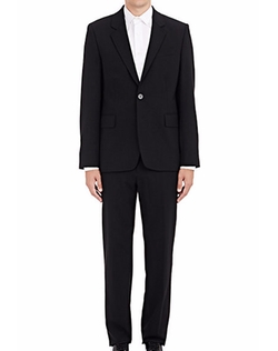 Ann Demeulemeester - Lana Two-Button Suit