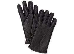 John Ashford  - Faux-Leather Text Gloves