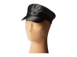 Hat Attack - Leather Cap