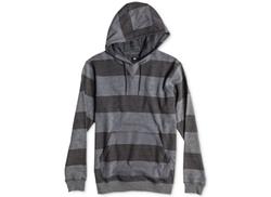DC Shoes  - Rebel Striped Fleece Hoodie